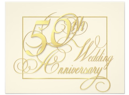 Gifts For Fiftieth Wedding Anniversary: 50th Wedding Anniversary Gifts For Him- Golden Tips For A