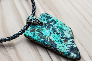 Turquoise gift for a hubby - anniversary