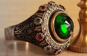 emerald anniversary gift