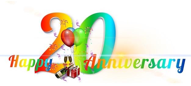 Hy 20th Anniversary